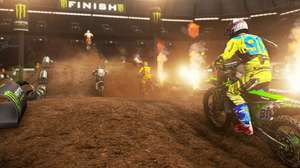 "Monster Energy Supercross deixa o motocross mais ""real"""