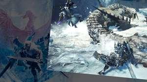 Expansão gigante de Monster Hunter World ganha versão em PC