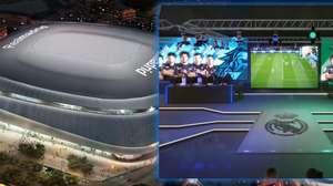 Estádio do Real Madrid terá espaço especial para e-sports