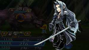 Sephiroth desembarca em Dissidia Final Fantasy Opera Omnia