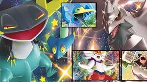 Pokémon Estampas Ilustradas estreia 100 Pokémon Brilhantes