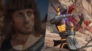 Vídeo mostra novos golpes de Rambo em Mortal Kombat 11