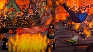Streets of Rage 4 recebe novos lutadores com Pesadelo de Mr. X
