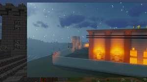Alunos reconstroem com Minecraft o que a guerra destruiu