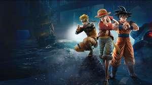 Jump Force Deluxe Edition reúne heróis lendários no Switch