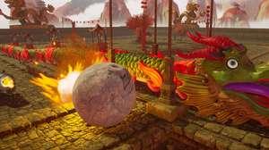 """Rock of Ages 3 mistura arcade """"destrutivo"""" e Tower Defense"""