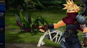 Evento de Kingdom Hearts faz sua estreia em Final Fantasy