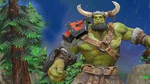 Começou o beta do multiplayer de Warcraft III: Reforged