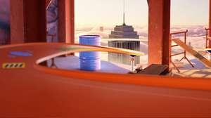 Hot Wheels Unleashed tem corrida 'nas alturas' com Skyscraper
