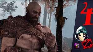 Zangado testa God of War: exclusivo no Games4U (Parte 4)
