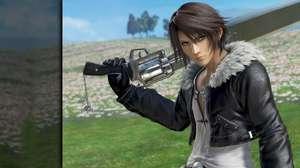 Final Fantasy VIII Remastered tem opção de jogar sem inimigos