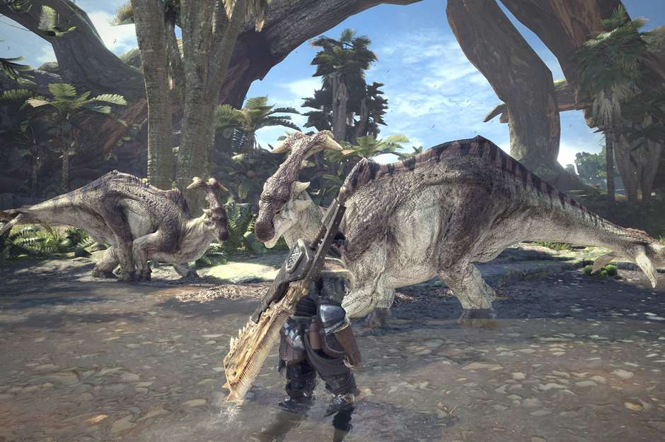 Monster Hunter: World Foto: Games4U