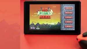No Heroes Here chega ao Switch com multiplayer cooperativo