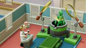Update do simulador de hospitais Two Point tem 36 doenças novas