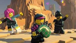 Expansão de LEGO Worlds reúne todos os updates de uma vez