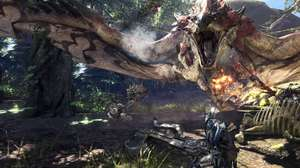 Armaduras especiais na pré-venda de Monster Hunter: World