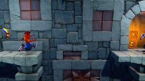 Crash Bandicoot libera fase escondida no jogo original