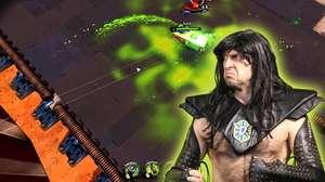 Humorista Detonator é a nova voz de Heavy Metal Machines