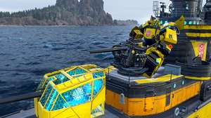 Transformers desembarcam no mundo de World of Warships
