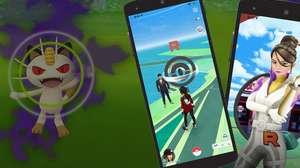 Líderes da equipe GO Rocket desembarcam em Pokémon GO