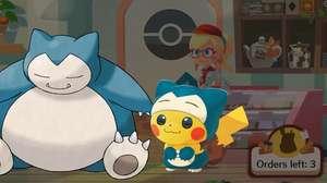 Primeiro evento de equipe de Pokémon Café Mix vai até o dia 8