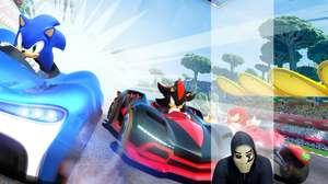 Team Sonic Racing: as primeiras dicas de Zangado