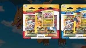 Cards do Pokémon têm expansão Dragões Soberanos com 65 cartas