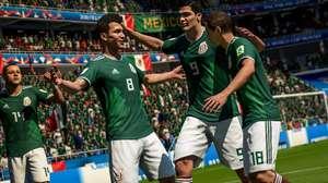 Chega em maio o update da Copa do Mundo do jogo Fifa 18