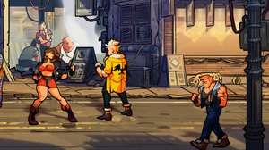 Streets of Rage 4 será lançado pela primeira vez em português