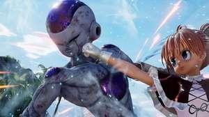 """Lutadora """"camaleão"""" de Hunter X Hunter aparece em Jump Force"""