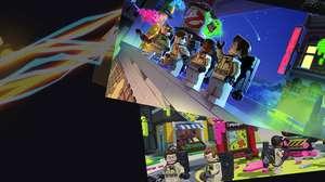 Os Caça-Fantasmas desembarcam em LEGO Legacy
