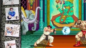 Street Fighter comemora 30 anos com edição histórica