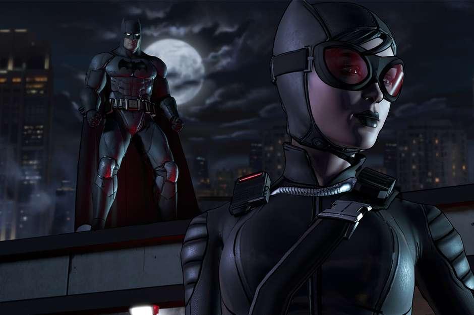 Batman: Telltale Series Foto: Divulgação