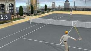 World of Tennis reproduz jogo de tênis dos anos 1920