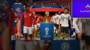 Reproduzimos o Ultimate Team do Fifa 18 Copa do Mundo