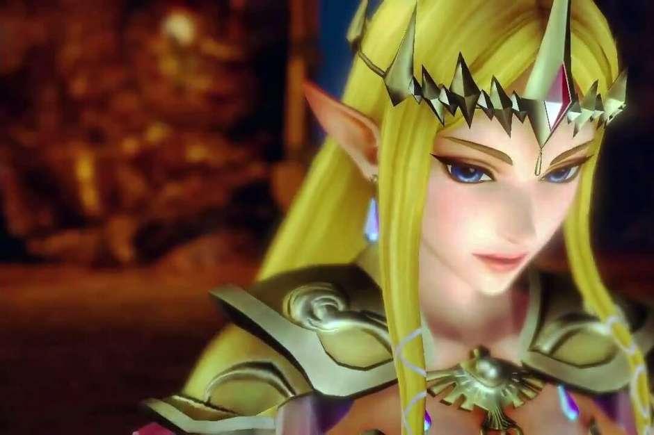 3. Princesa Zelda: Shigeru Miyamoto bem sonhava que a princesa que ele criou em 1986 para o jogo The Legend of Zelda se transformaria nesse ícone da cultura pop. Foto: Nintendo / Reprodução