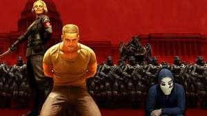 Zangado unboxing Wolfenstein II: The New Colossus