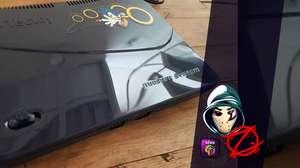 Zangado faz unboxing do novo Master System versão 2018