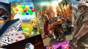 Gameloft comemora 20º aniversário com app de 30 games free