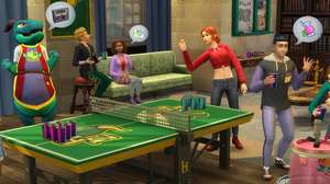 Vida Universitária traz aulas da vida real para The Sims 4
