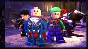 Supervilões do universo DC se unem em Lego DC Super Villains