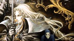 Zangado testa Castlevania Requiem - Symphony of the Night