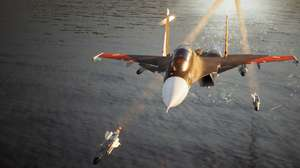 Ace Combat 7 chega com combates aéreos em realidade virtual