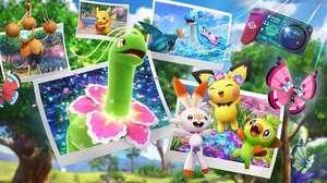 New Pokémon Snap ganha evento especial em Pokémon GO