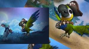 Adote um papagaio para as batalhas de World of Warcraft