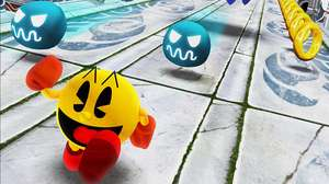 Pac-Man e Sonic the Hedgehog