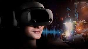 Realidade virtual e som espacial se encontram em HMD Odyssey
