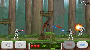 Minigame Contra volta a Star Wars: Force Collection