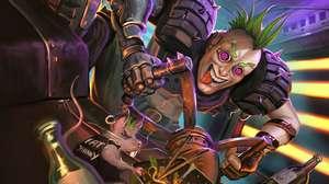 Heavy Metal Machines tem evento com avatar temático gratuito
