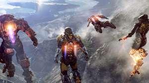 EA libera em janeiro primeira demo aberta do RPG Anthem
